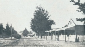 South West Highway Balingup 1922