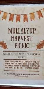 Mullalyup Harvest Festival